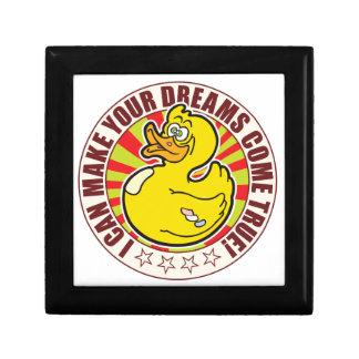 Come True Duck Small Square Gift Box