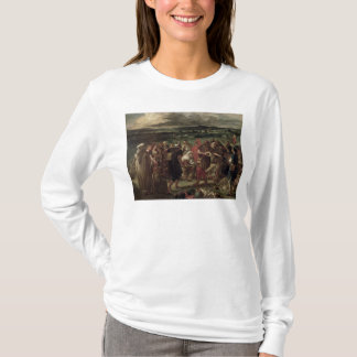 Comedians or Arabic Buffoons, 1848 T-Shirt