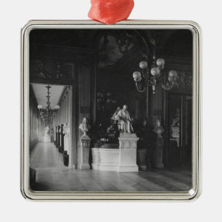 Comedie Francaise, view of the foyer Christmas Ornament