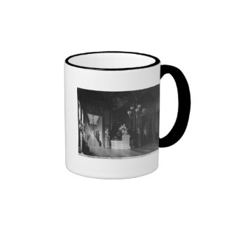 Comedie Francaise, view of the foyer Coffee Mug