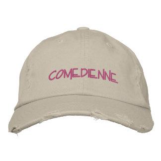 COMEDIENNE La La Land Embroidered Cap