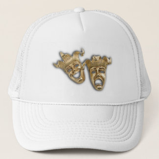 Comedy and Tragedy Theater Trucker Hat