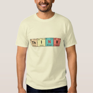 Comedy Science T-Shirt - 'Think'