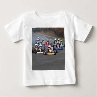 Comer cadet go karting kart race baby T-Shirt