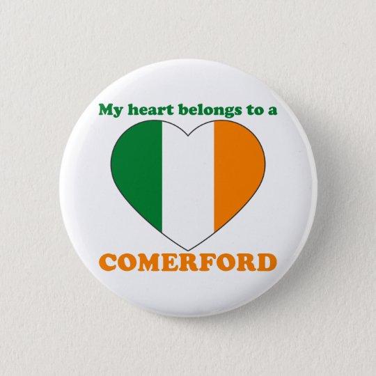Comerford 6 Cm Round Badge