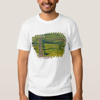 Comertown gravel road in remote northeastern t shirt