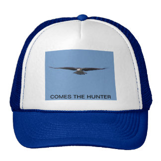 Comes The Hunter Cap