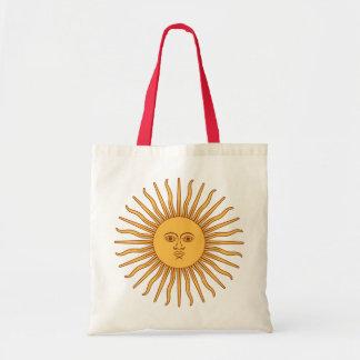 Comes the Sun Icon Decor Budget Tote Bag