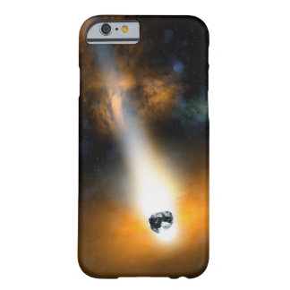 Comet descending through atmosphere barely there iPhone 6 case
