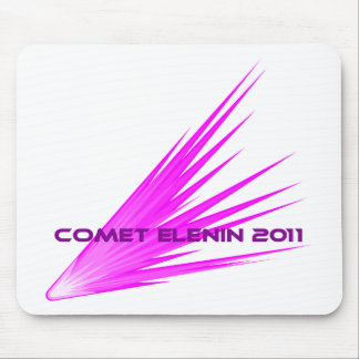 Comet Elenin 2011 Mousepad