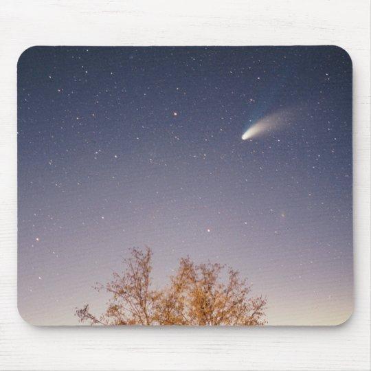 Comet Hale-Bopp Mouse Mat
