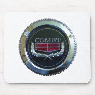 Comet mouse pad
