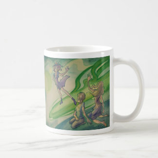 Comet Passerby Coffee Mug