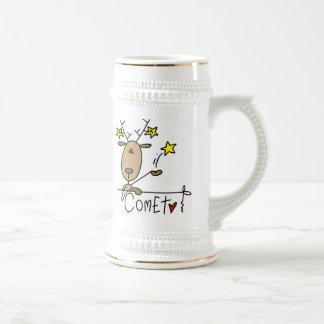Comet Reindeer Christmas Tshirts and Gifts Mug