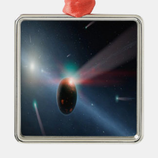 Comet Storm Christmas Ornament