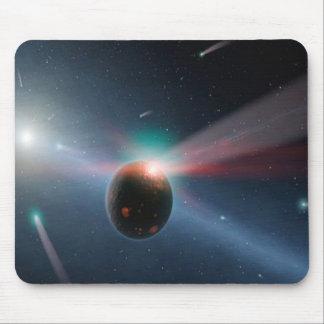 Comet Storm Mouse Pad