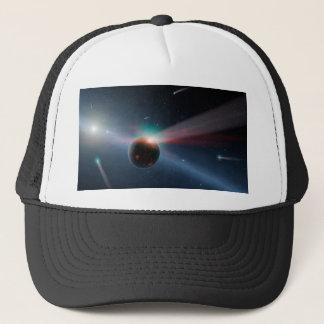 Comet Storm Trucker Hat