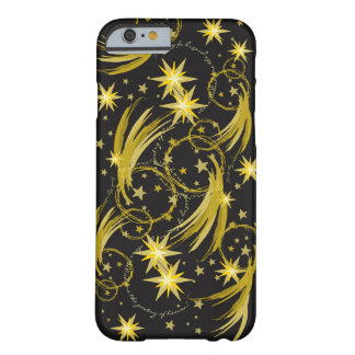 Comets and Stars Space Galaxy Barely There iPhone 6 Case