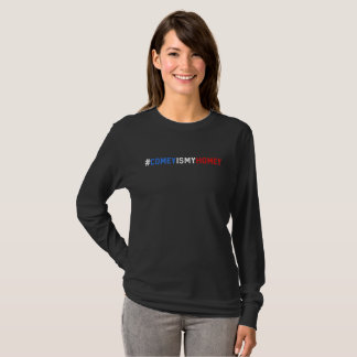 Comey Is My Homey T-Shirt-James Comey T-Shirt