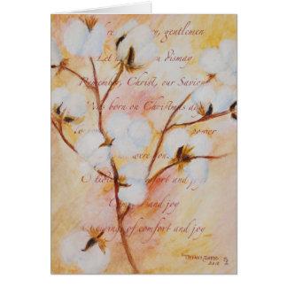 Comfort&Joy Card