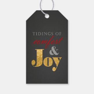 Comfort & Joy Christmas Gift Tab Gift Tags
