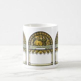 comfort basic white mug