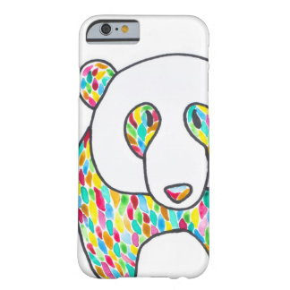 Comfort Panda By Megaflora Barely There iPhone 6 Case