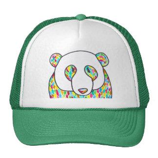 Comfort Panda Snapback By Megaflora Hats