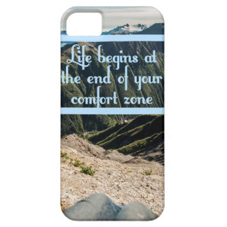 Comfort Zone iPhone 5 Cover