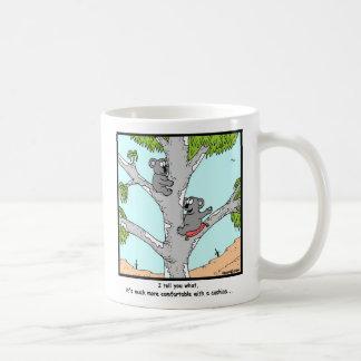 Comfortable Basic White Mug
