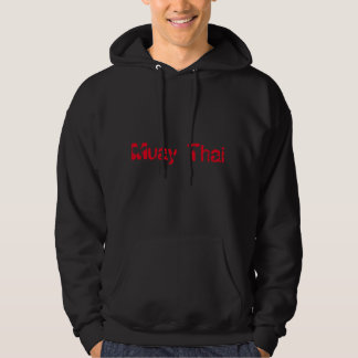Comfortable hoodie, for every day wear or training hooded pullover
