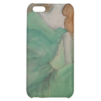 Comfortable in Her Skin-iPhone 4 Case