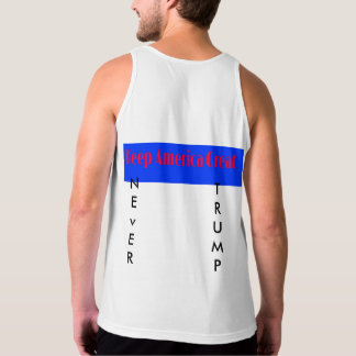 Comfortable tee, perfect for this hot election sea tank top