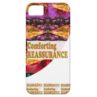 COMFORTING Reassurance Words Wisdom LIVE LIFE iPhone 5 Cover