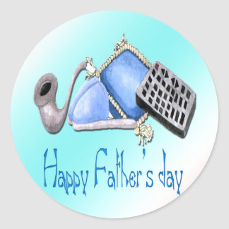 Comforts of Home - Happy Father s Day Sticker