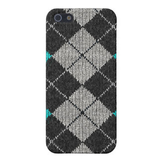 Comfy Argyle Look iPhone 5C Case
