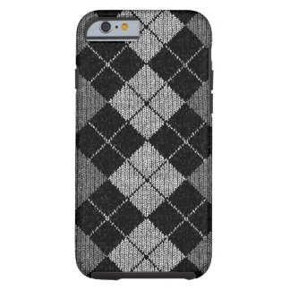 Comfy Argyle Look iPhone 6 case