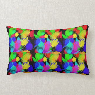 Comfy art lumbar cushion