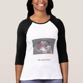 Comfy cotton 3/4 sleeves ladies t-shirt! T-Shirt