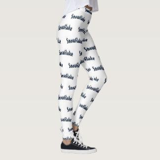 Comfy Hipster Leggings Snowflake leggings