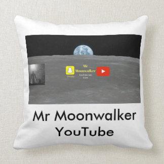 Comfy Thrower pillow| Mr Moonwalker Range Cushion