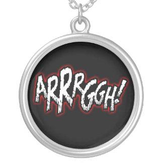 Comic - ARRRGGH! - Necklace