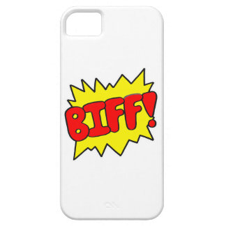 Comic 'Biff!' iPhone 5 Covers