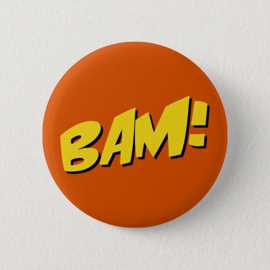 Comic Book Button