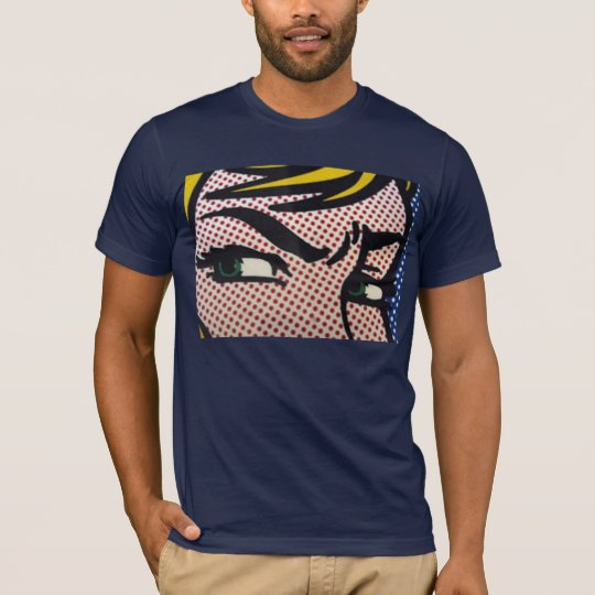 COMIC BOOK EYES T-Shirt