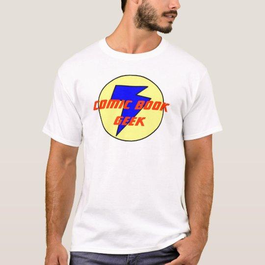 Comic Book Geek - Boy T-Shirt