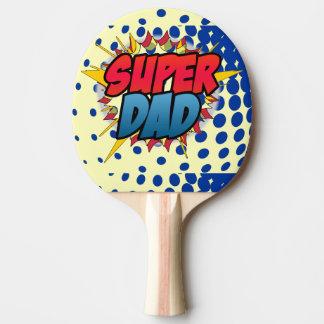 Comic Book Inspired Super Dad