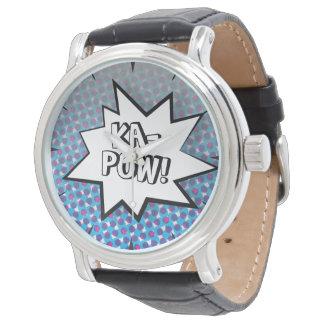 Comic Book Ka-Pow! Wrist Watch