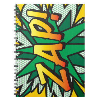 Comic Book Pop Art ZAP!