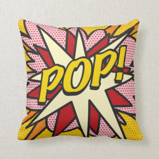 Comic Book POP! Cushion